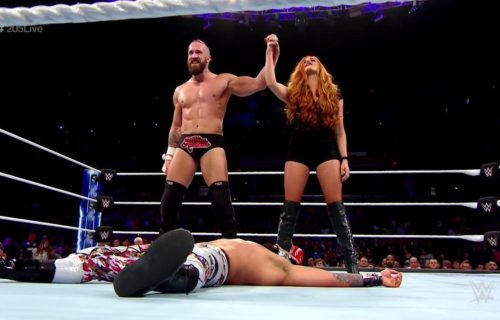 Mike and Maria Kanellis reportedly ask for release from WWE
