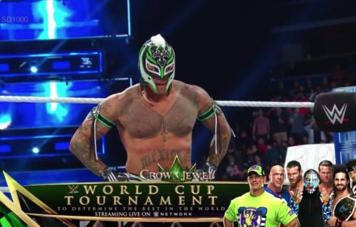 Rey Mysterio believes time away from the WWE was good for him