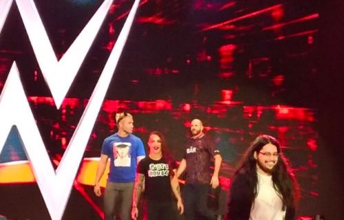Several Main Roster stars invade NXT, challenge Superstars to a game of League of Legends