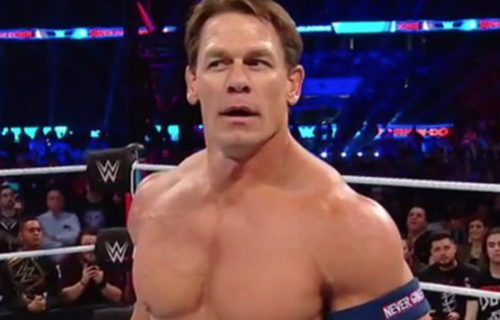 John Cena comments on fans comparing his new look to JBL