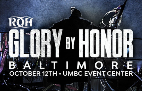 Updated card for ROH Glory By Honor