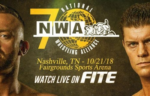 Nick Aldis defeats Cody Rhodes to win NWA title back at 70th Anniversary show