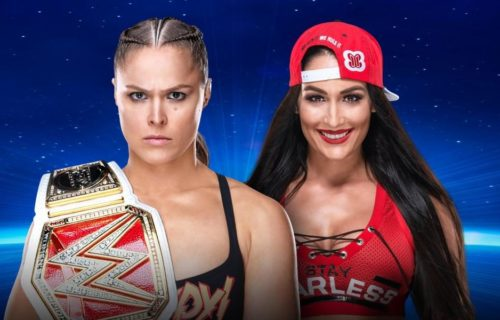 First half hour of Evolution to be broadcasted on Twitter, which match will main event the show?