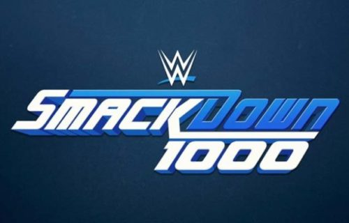 WWE wants another big name for Smackdown 1000