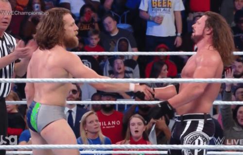 Update on Daniel Bryan following WWE Crown Jewel