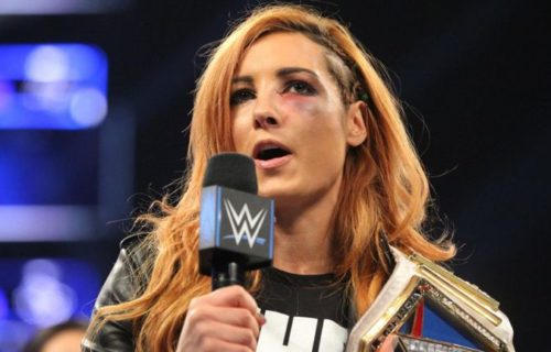 Becky Lynch confirms whether she will be cleared by WWE TLC