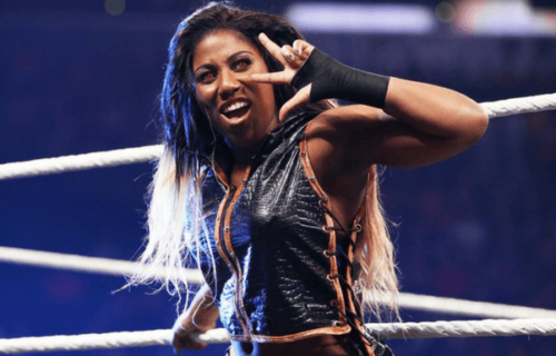 Ember Moon discusses her current Raw run