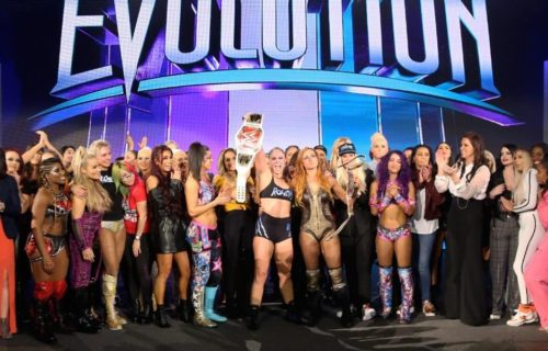 WWE could be planning return of Evolution pay-per-view
