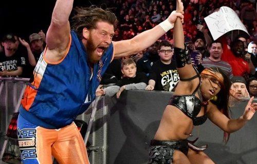 Curt Hawkins replaces Braun Strowman in Mixed Match Challenge