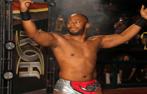 Jay Lethal talks backstage discussion he had prior to Ric Flair promo
