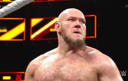 Lars Sullivan would have had difficulty finding job if he was fired by WWE