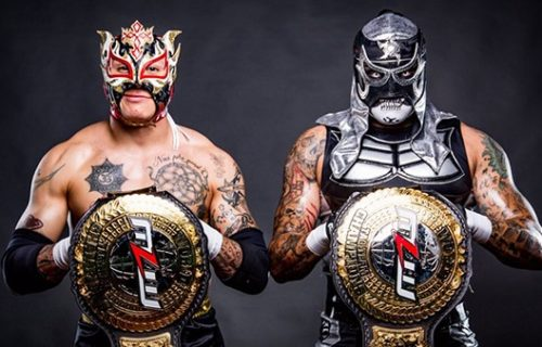 Rey Fenix injured, out for the rest of the year