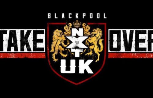 SPOILER: Title matches added to TakeOver: Blackpool II