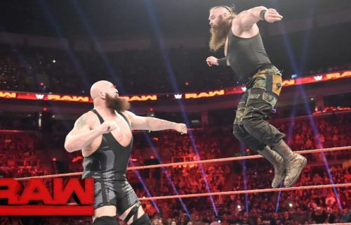 The Big Show on advice he gave to Braun Strowman