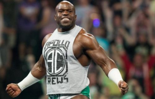 Backstage Update on plans for Apollo Crews