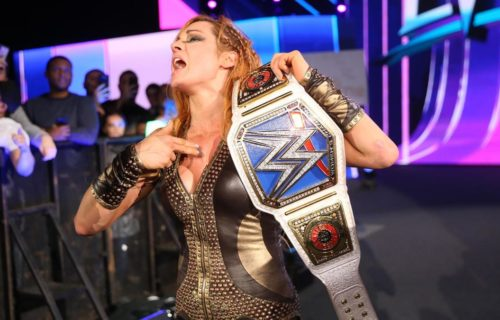 Becky Lynch: 'Ronda has to be scared'