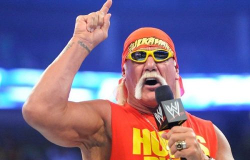 Hulk Hogan on if he wants a send-off similar to the 'Last Ride' documentary