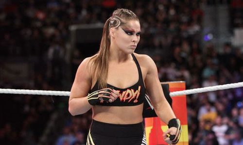 Ronda Rousey's match confirmed for TLC