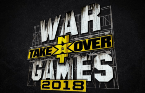 Three huge matches announced for NXT TakeOver: War Games II