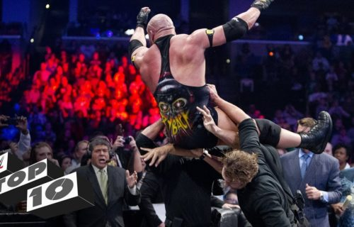 WWE's Top 10 'Extreme' Survivor Series moments