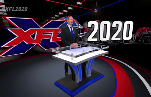 XFL has shut down completely - laid off employees
