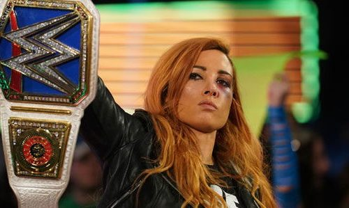 Becky Lynch might be dropping title at WWE TLC due to Wrestlemania plans