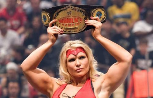 Beth Phoenix on competing in first women's ladder match in WWE, her favorite matches