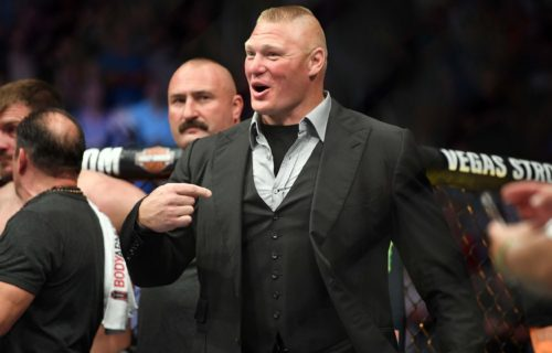 Brock Lesnar's WWE future still uncertain
