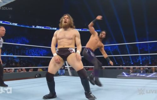 Could Daniel Bryan face more Cruiserweights soon?