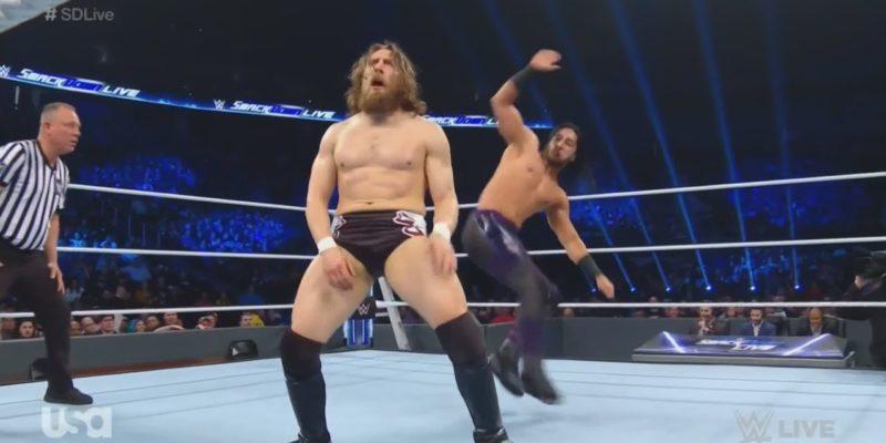 Daniel Bryan vs Mustafa Ali