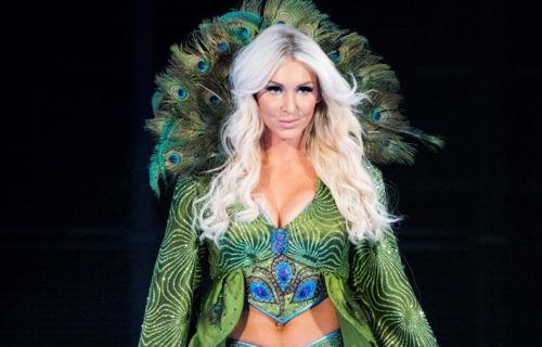 Charlotte Flair talks about pursuing a WWE men's title
