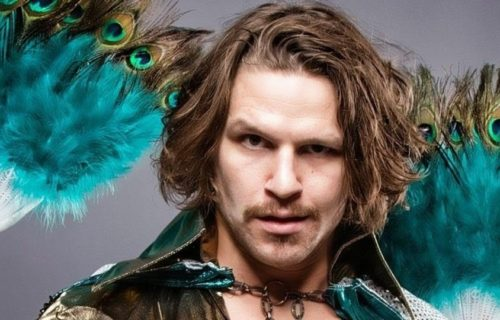 Does the WWE have their eyes set on Dalton Castle?