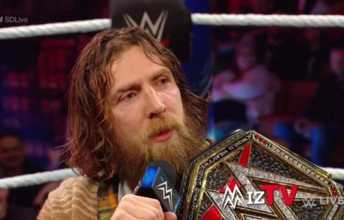 WWE possibly stole Daniel Bryan angle from Taz's podcast