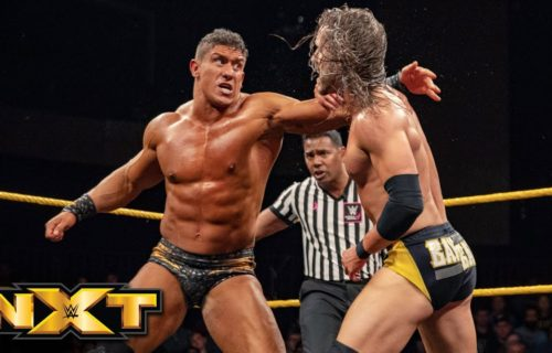 EC3's call-up reportedly scheduled for Royal Rumble