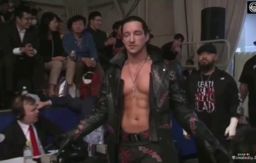 Jay White talks if he will ever sign with WWE and more