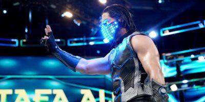 Mustafa Ali WWE