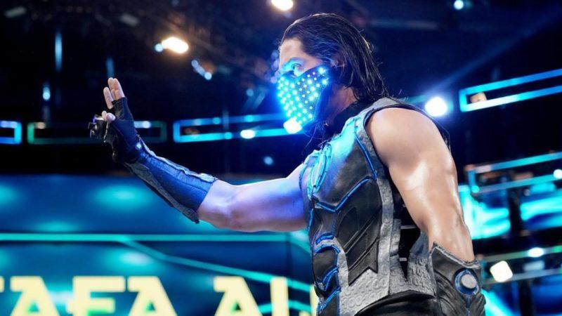 Mustafa-Ali WWE