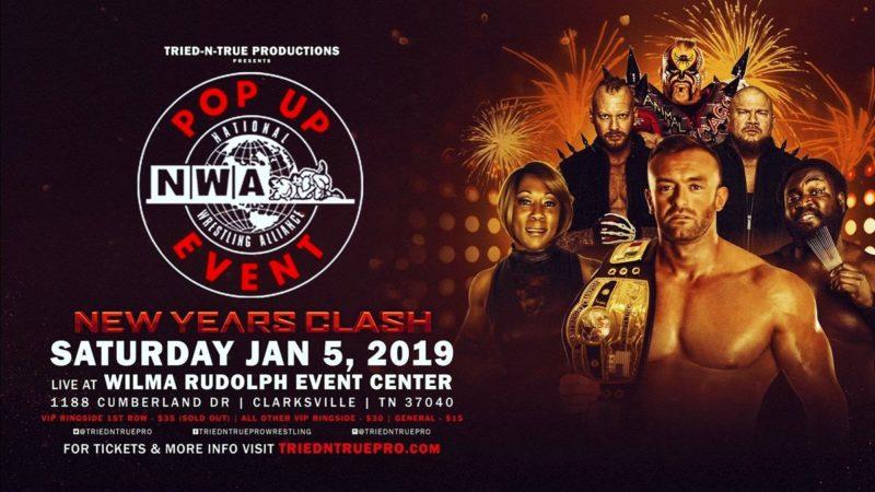 NWA Pop Up Event