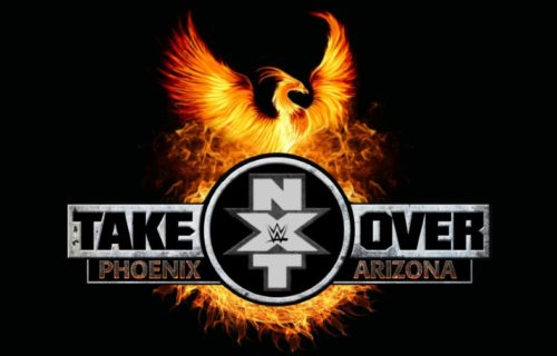 NXT TakeOver Phoenix opens with a title change