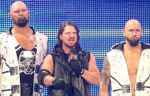 Backstage details on the Club's WWE contract