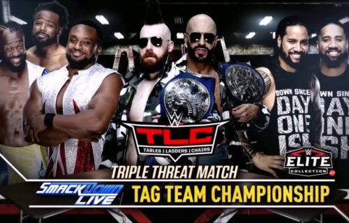 Bully Ray felt WWE missed the mark with SmackDown Tag Title match at TLC