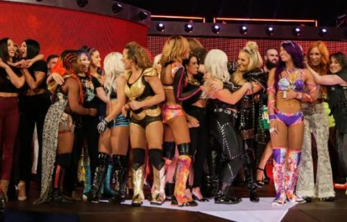 WWE might not make another all-female event this year