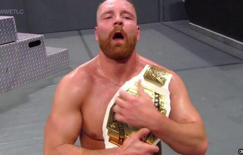 Dean Ambrose Wins Intercontinental Championship At WWE TLC