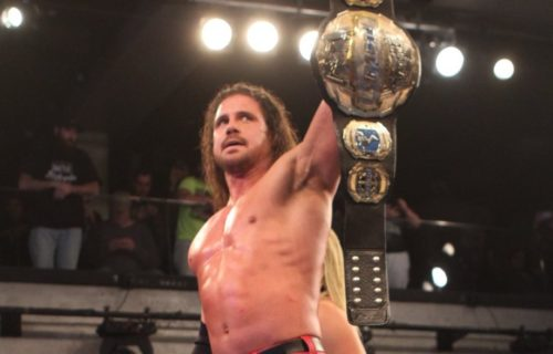 Johnny Impact says Austin Aries has ''deep issues''