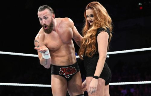 Mike Kanellis requests release from WWE