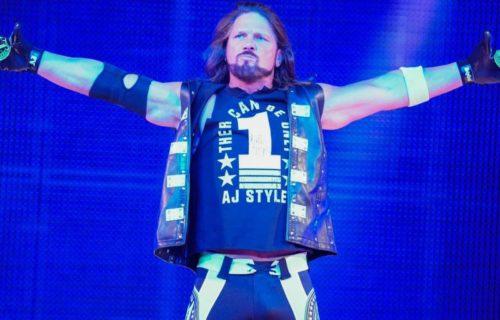 AJ Styles teases Bullet Club Reunion