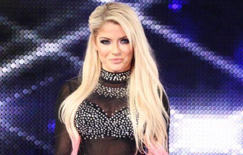 Alexa Bliss returns to the ring