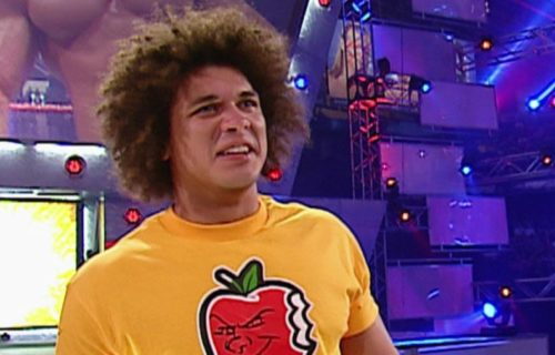 Why didn't Carlito appear on Monday Night RAW Legends Night?