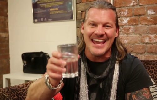 Chris Jericho officially signed with All Elite Wrestling