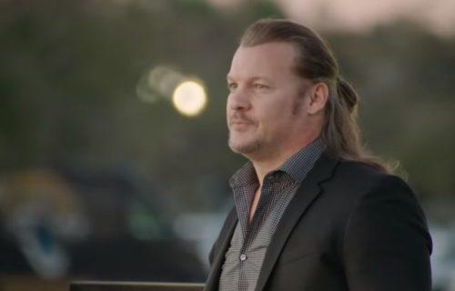 Chris Jericho pulls himself out of Fyter Fest